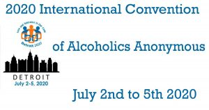 2020 International Convention of Alcoholics Anonymous