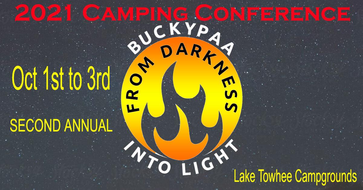 BUCKYPAA CAMPING