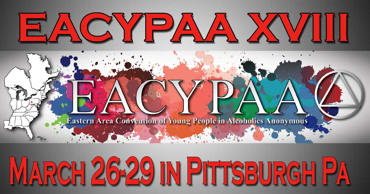 Eastern Area Convention of Young People in AA